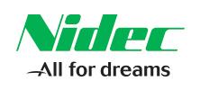 Nidec-Shimpo Logo