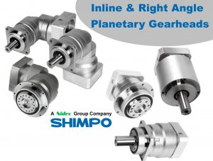 Inline & Right Angle Planetary Gearheads