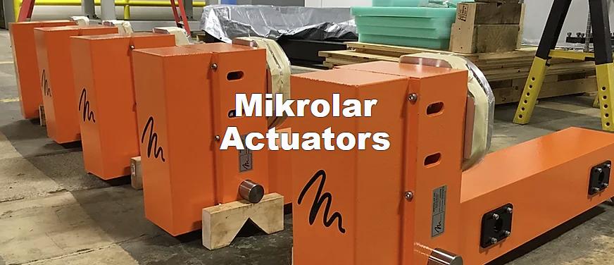 actuators mikrolar
